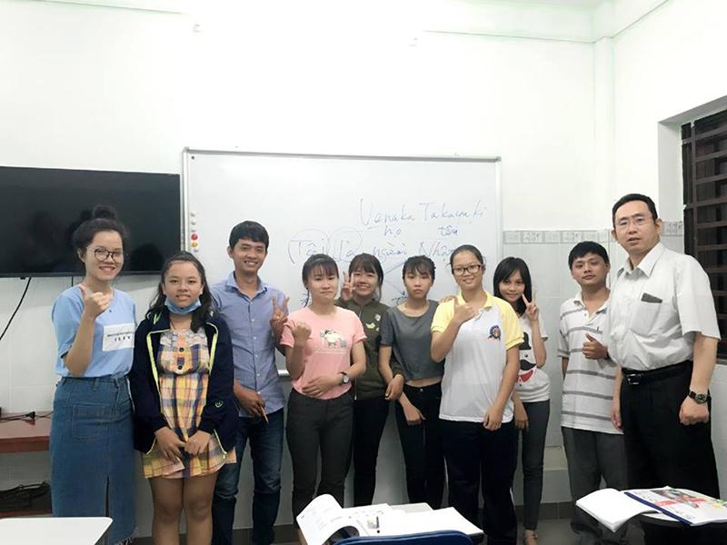 Học tiếng Nhật tại Bình Dương