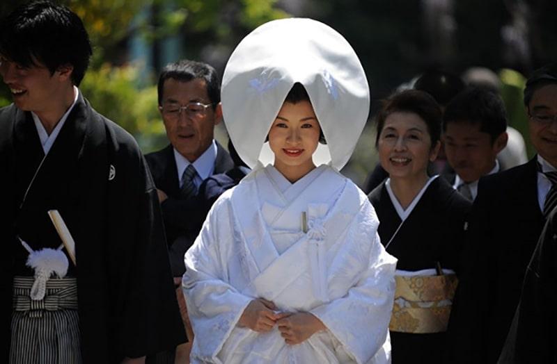 [ Từ vựng tiếng Nhật] Chủ đề đám cưới 1