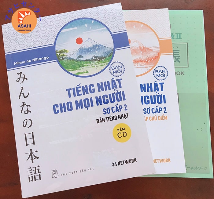 Trung tâm dạy tiếng Nhật tốt nhất tại Bình Dương - Nhật ngữ ASAHI Bình Dương 5