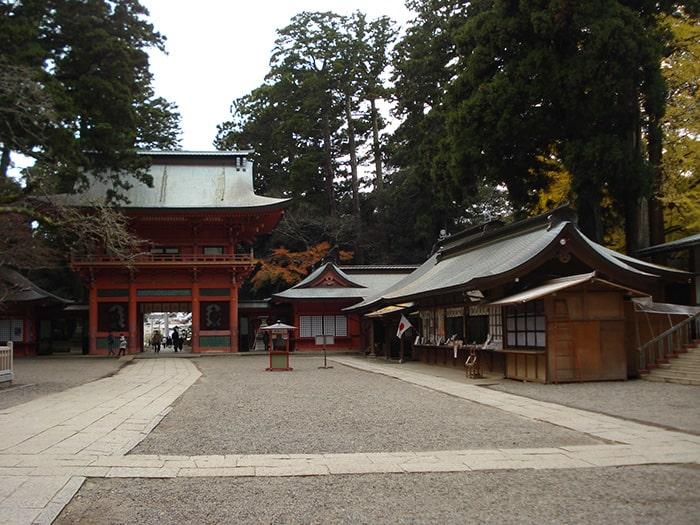 Đền Muramatsusan Kokuzodo