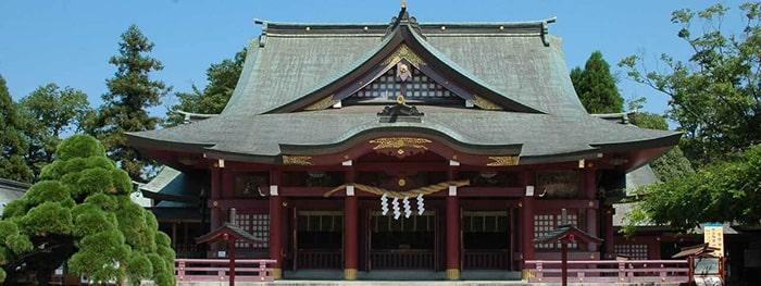 Đền Kasama Inari