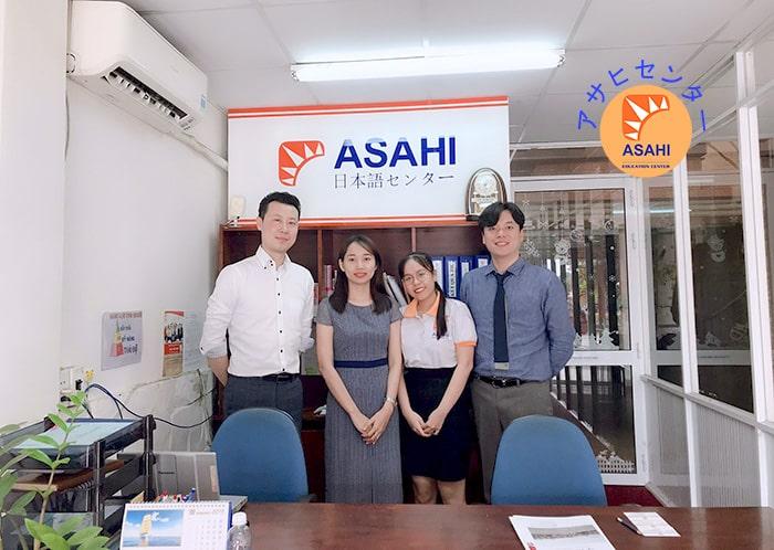 Trung tâm tiếng Nhật ASAHI học có tốt không ?