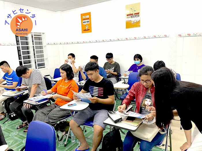 Khóa học tiếng Nhật tại Bình Dương