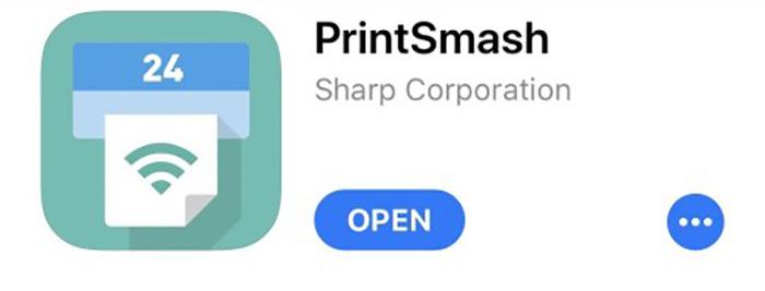 Ứng dụng in tài liệu PrintSmash