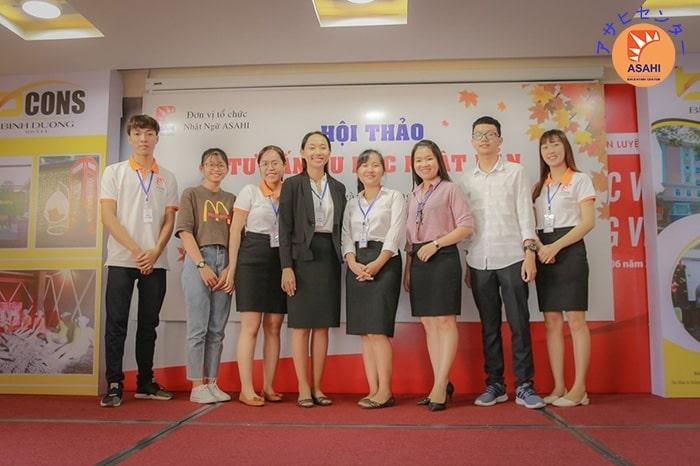 Trung tâm dạy tiếng Nhật tốt nhất tại Bình Dương - Nhật ngữ ASAHI Bình Dương 1