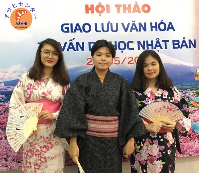 Nhật ngữ ASAHI Bình Dương - Trung tâm dạy tiếng Nhật uy tín nhất tại Bình Dương 8