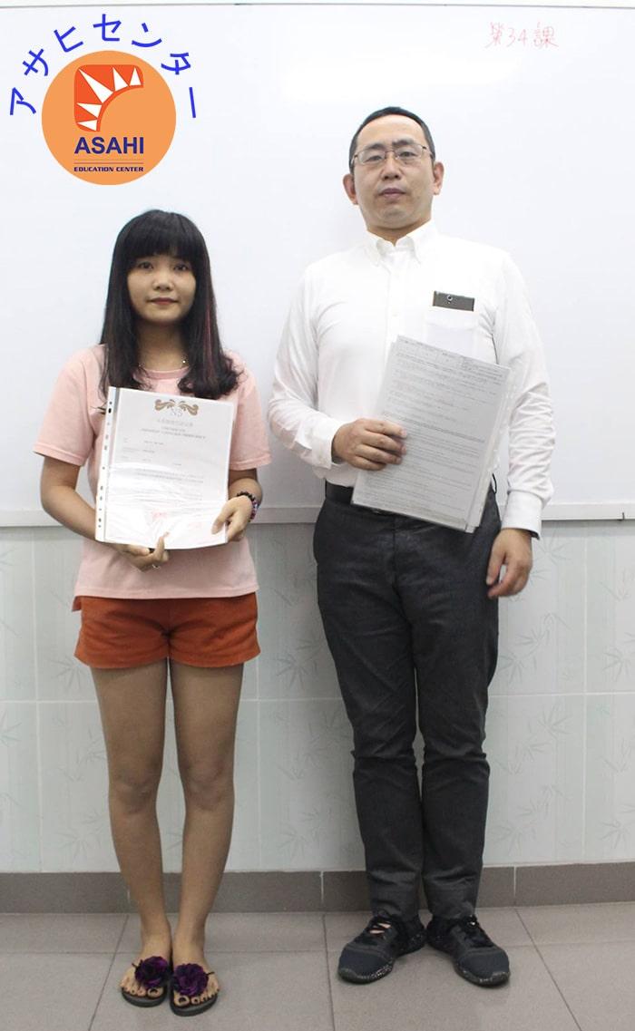 Nhật ngữ ASAHI Bình Dương - Trung tâm dạy tiếng Nhật uy tín nhất tại Bình Dương 10