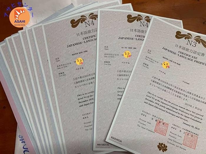 Nhật ngữ ASAHI Bình Dương - Trung tâm dạy tiếng Nhật uy tín nhất tại Bình Dương 9