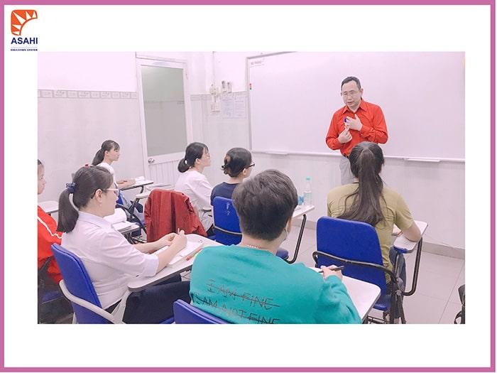 Trung tâm dạy tiếng Nhật tốt nhất tại Bình Dương - Nhật ngữ ASAHI Bình Dương 13