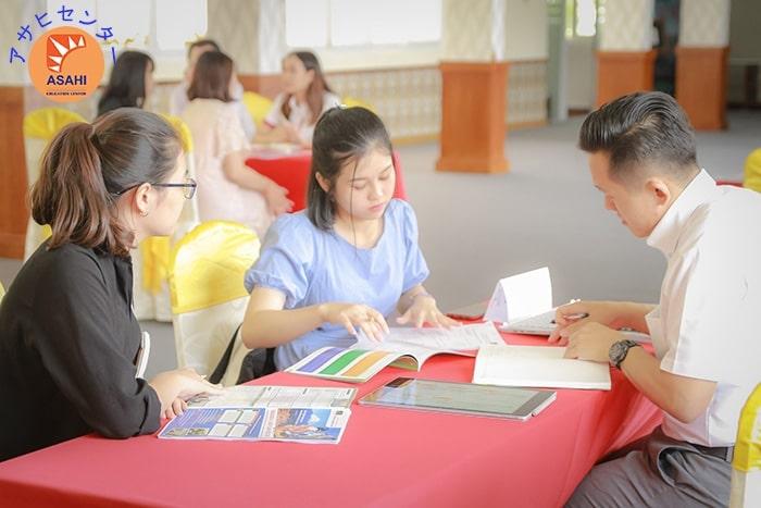 Trung tâm dạy tiếng Nhật tốt nhất tại Bình Dương - Nhật ngữ ASAHI Bình Dương 16