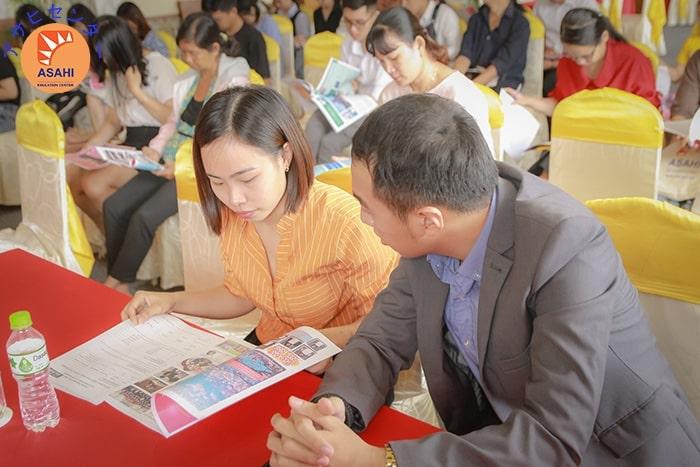 Trung tâm dạy tiếng Nhật tốt nhất tại Bình Dương - Nhật ngữ ASAHI Bình Dương 17