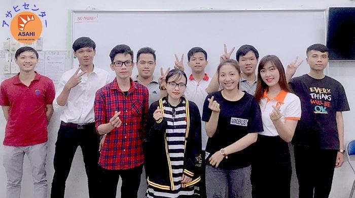 Trung tâm dạy tiếng Nhật tốt nhất tại Bình Dương - Nhật ngữ ASAHI Bình Dương 4