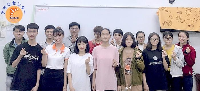 Trung tâm dạy tiếng Nhật tốt nhất tại Bình Dương - Nhật ngữ ASAHI Bình Dương 3