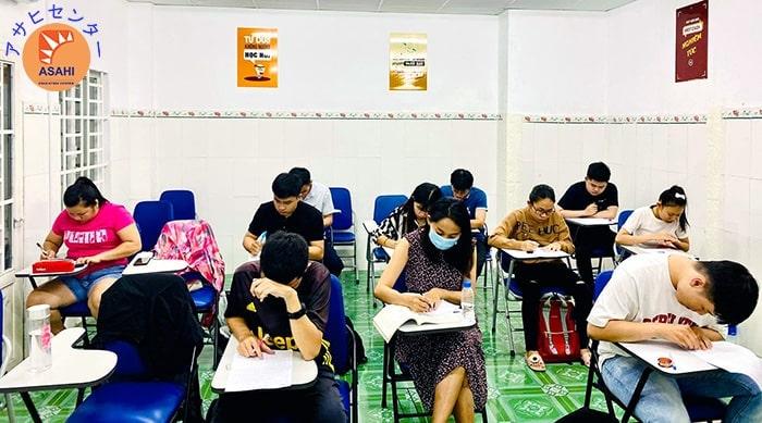 Trung tâm dạy tiếng Nhật tốt nhất tại Bình Dương - Nhật ngữ ASAHI Bình Dương 8