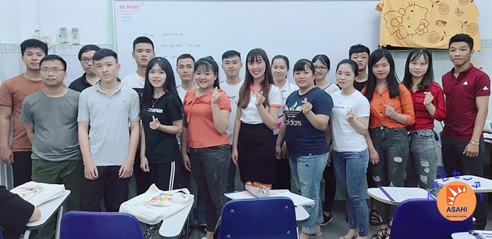 Trung tâm dạy tiếng Nhật tốt nhất tại Bình Dương - Nhật ngữ ASAHI Bình Dương 9