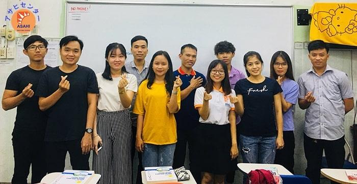 Trung tâm dạy tiếng Nhật tốt nhất tại Bình Dương - Nhật ngữ ASAHI Bình Dương 7