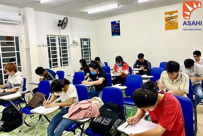 Trung tâm dạy tiếng Nhật tốt nhất tại Bình Dương - Nhật ngữ ASAHI Bình Dương 10