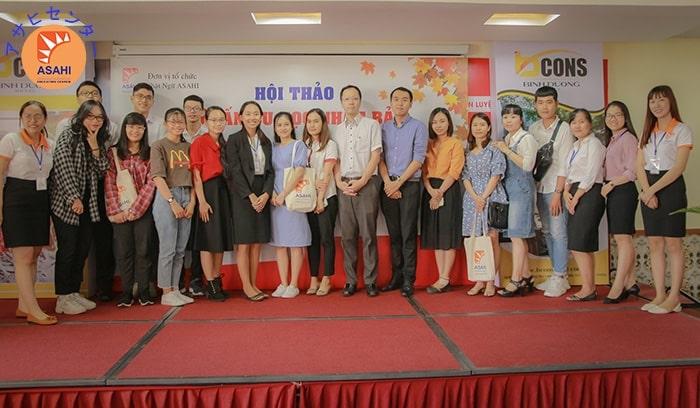 Trung tâm dạy tiếng Nhật tốt nhất tại Bình Dương - Nhật ngữ ASAHI Bình Dương 2