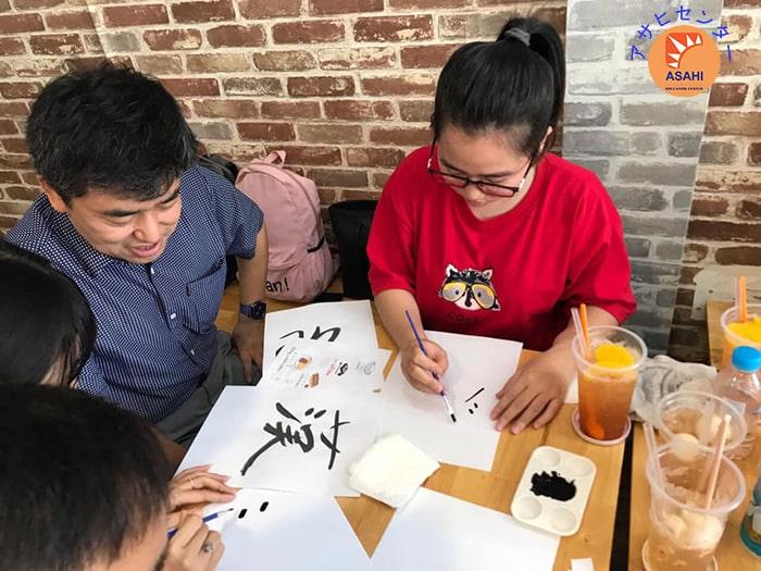 Trung tâm dạy tiếng Nhật tốt nhất tại Bình Dương - Nhật ngữ ASAHI Bình Dương