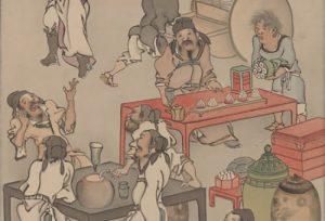 Văn hóa truyền thống uống của người Nhật
