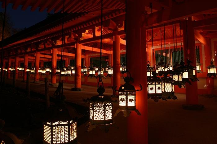 Thành phố cổ NARA - Cố đô cổ của Nhật Bản