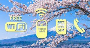 Cách sử dụng điện thoại và wifi tại Nhật cho các bạn lần đầu đến Nhật