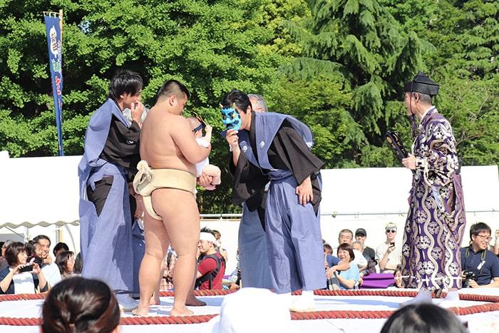 Một vài lễ hội kỳ quái ở Nhật Bản