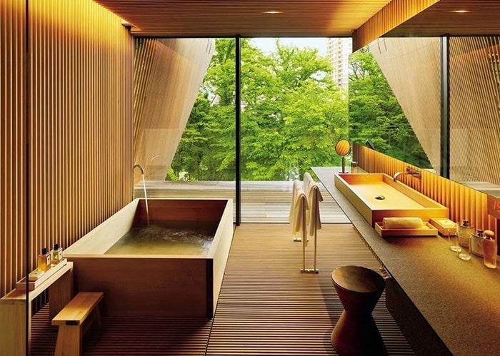 Quy tắc xây dựng nhà vệ sinh của người Nhật