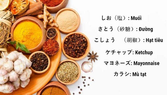 [Từ vựng tiếng Nhật] Chủ đề nhà hàng