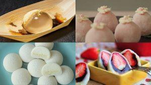 Các loại bánh nổi tiếng của Nhật Bản