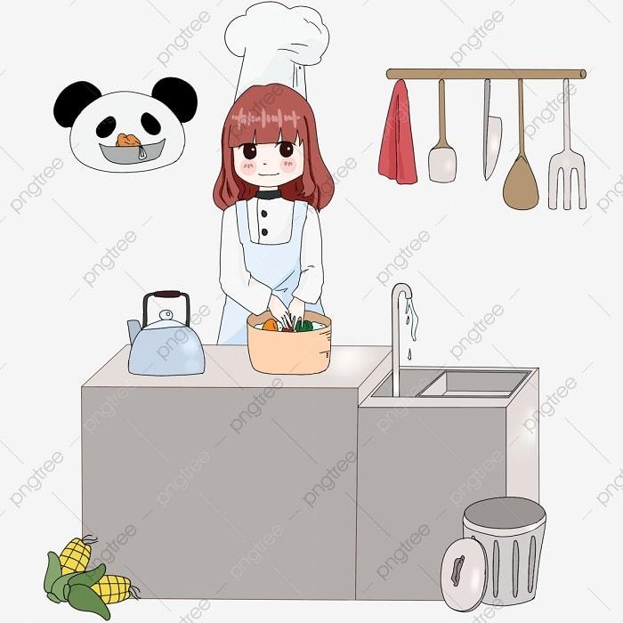 [ Từ vựng tiếng Nhật] Chủ đề về nấu ăn