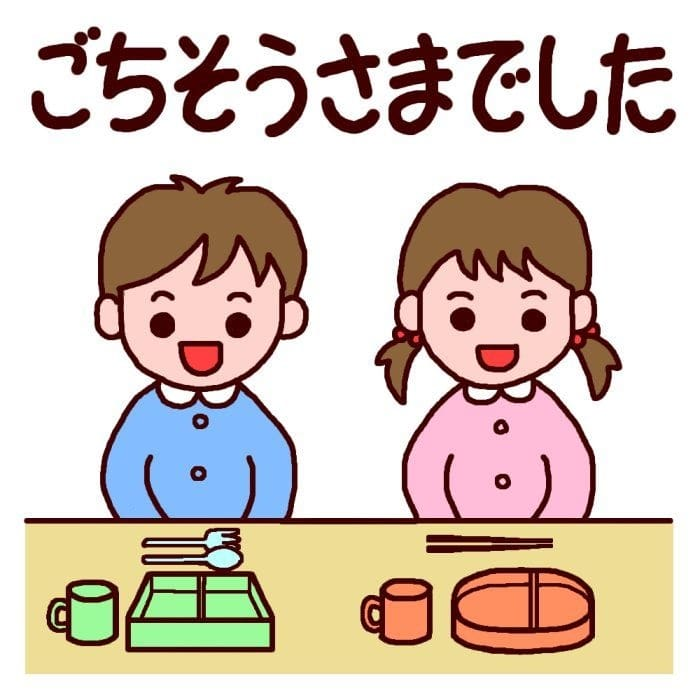 Văn hóa trên bàn ăn của người Nhật