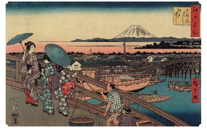 Văn hóa ứng xử của người Nhật - quy tắc Edo Shigusa
